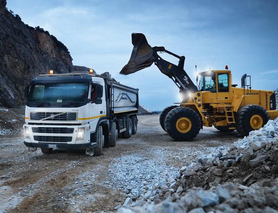 Vente de sable pour les professionnels dans l'Ain pour les professionnels